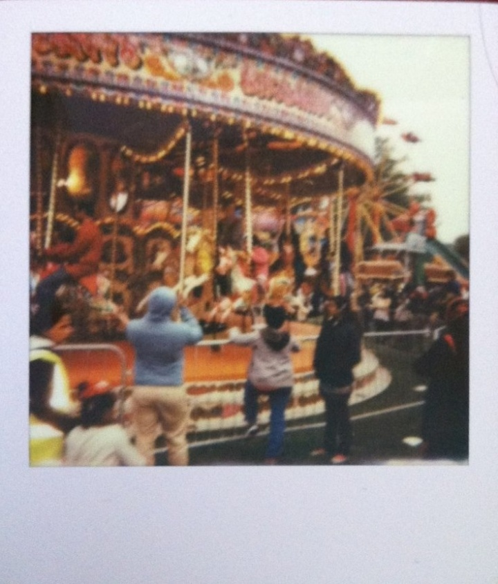 My First Polaroid